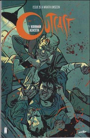 Outcast by Kirkman & Azaceta 5-A