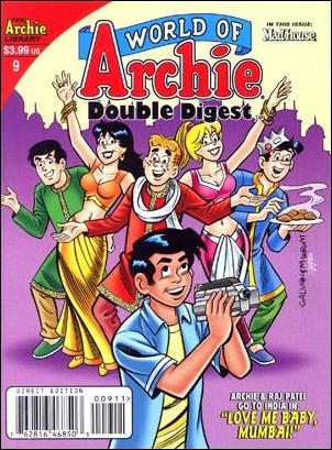 World of Archie Double Digest 9-A by Archie
