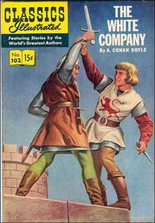 Classic Comics/Classics Illustrated 102-A