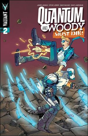 Quantum and Woody Must Die 2-B