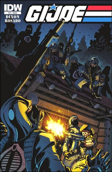 G.I. Joe (2011) 21-A by IDW