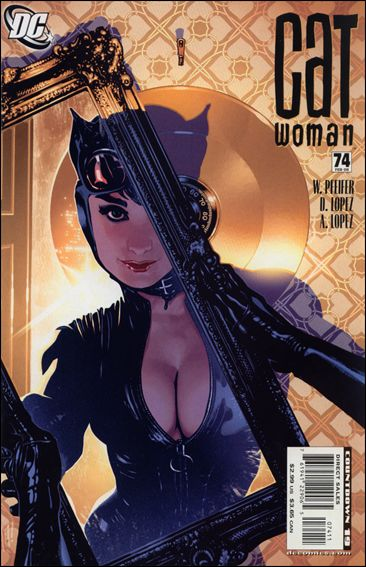 Catwoman (2002) 74-A by DC