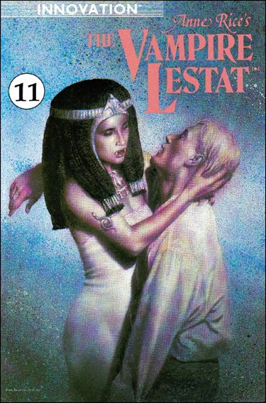 Anne Rice's the Vampire Lestat 11-A by Innovation