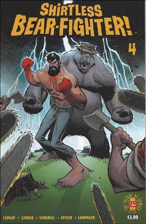 Shirtless Bear-Fighter 4-A