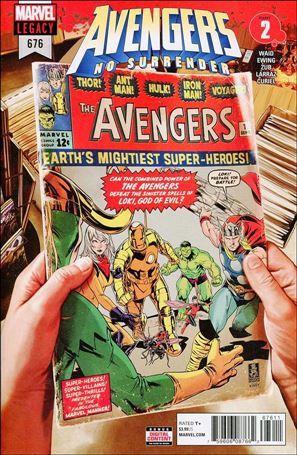 Avengers (1963) 676-A