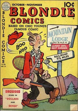 Blondie Comics (1947) 14-A