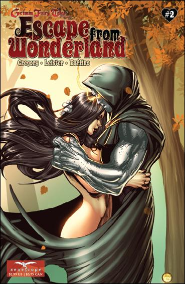 Escape from Wonderland 2-A by Zenescope Entertainment