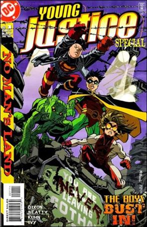 Young Justice in No Man's Land 1-A