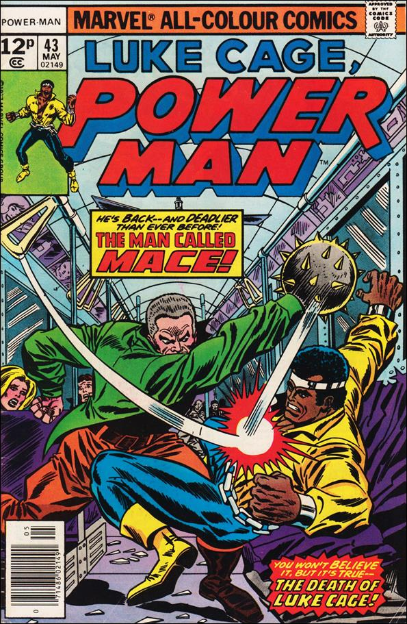 Power Man 43-B by Marvel