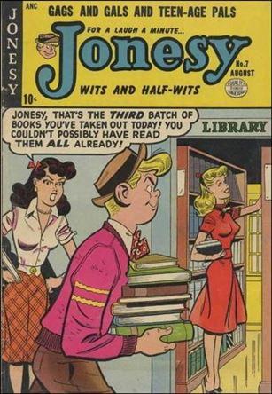 Jonesy (1953) 7-A