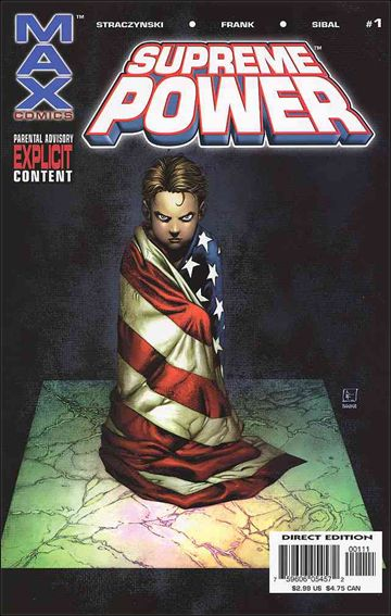 Supreme Power (2003) 1-A by Max
