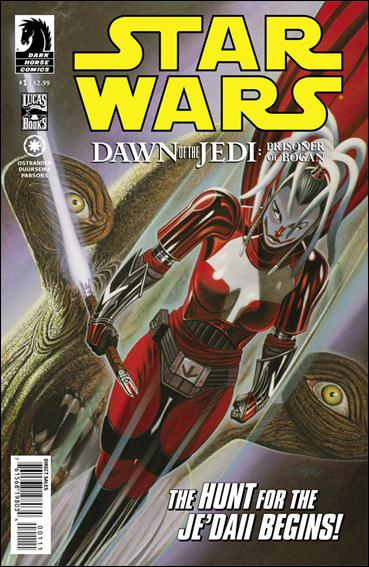 Star Wars: Dawn of the Jedi - Prisoner of Bogan 1-A by Dark Horse