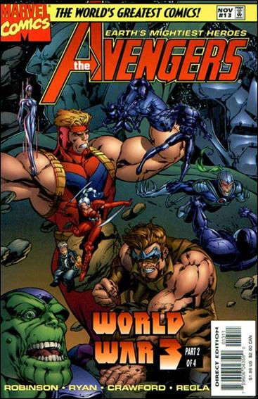 Avengers (1996)   13-A by Marvel