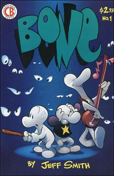 Bone (1991) 1-I by Cartoon Books