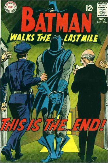 Batman (1940) 206-A by DC