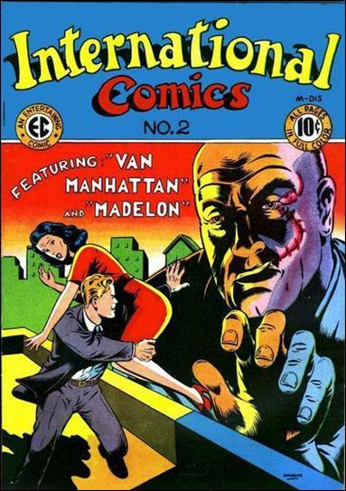 International Comics 2-A by E.C.