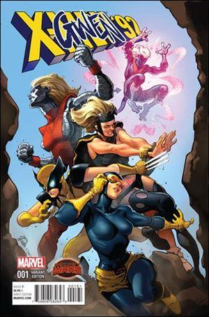 X-Men '92 1-E
