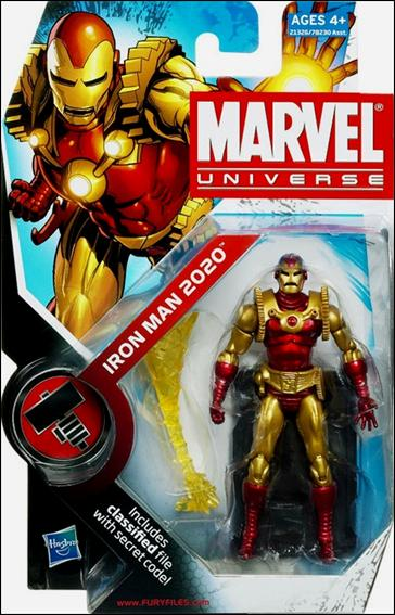 Marvel Universe (Series 2) Iron Man 2020 by Hasbro