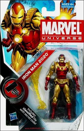 Marvel Universe (Series 2) Iron Man 2020