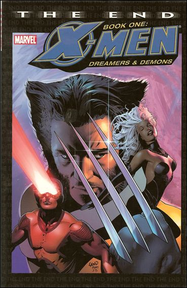 X-Men: The End 1-A by Marvel