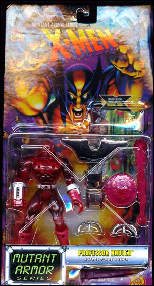 X-Men (Mutant Armor Series) Professor Xavier by Toy Biz
