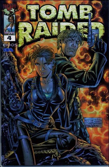 Tomb Raider: The Series 4-C by Top Cow