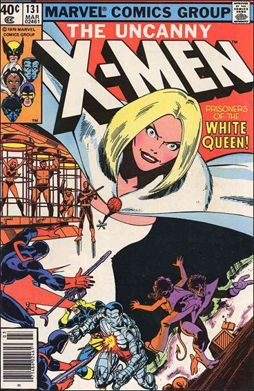 X-Men (1963) 131-A by Marvel
