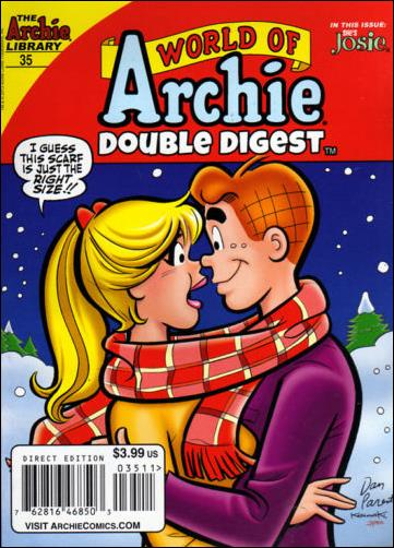 World of Archie Double Digest 35-A by Archie