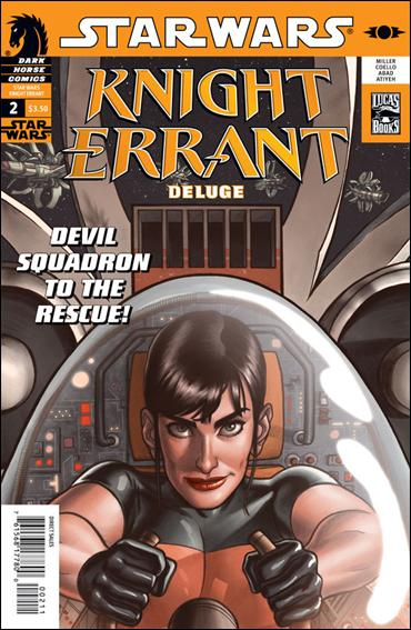 Star Wars: Knight Errant - Deluge 2-A by Dark Horse