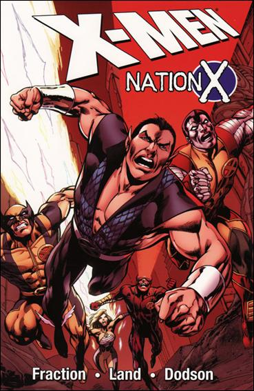 X-Men: Nation X nn-A by Marvel