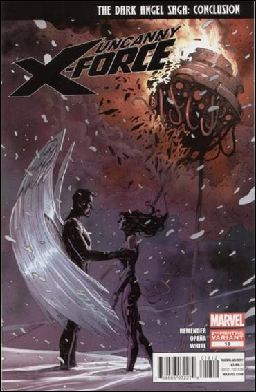 Uncanny X-Force (2010) 18-E by Marvel