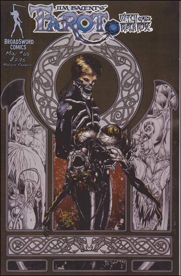 Tarot: Witch of the Black Rose 68-B by BroadSword Comics