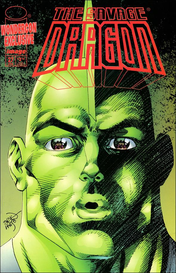 Savage Dragon (1993) 27-B by Image