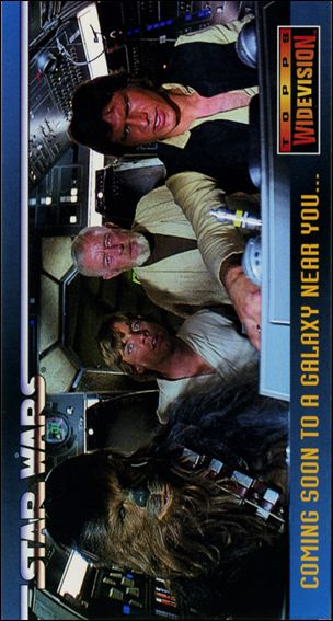 Star Wars Widevision (Promo) SWP2-A by Topps