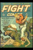 Fight Comics 18-A