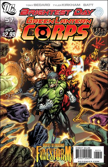 Green Lantern Corps (2006) 57-A by DC