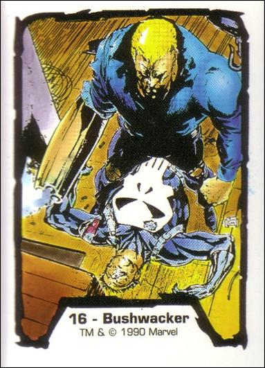 Jim Lee Series 1 (Base Set) 16-A by Comic Images