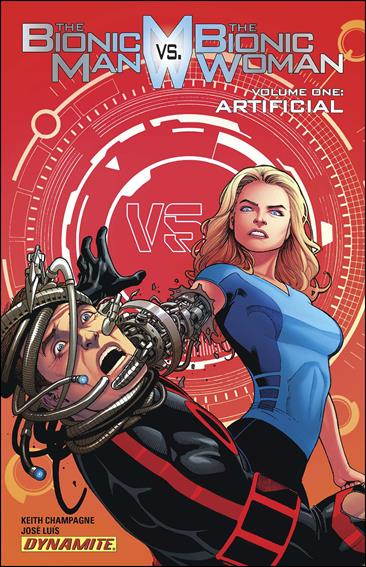 Bionic Man vs the Bionic Woman  1-A by Dynamite Entertainment