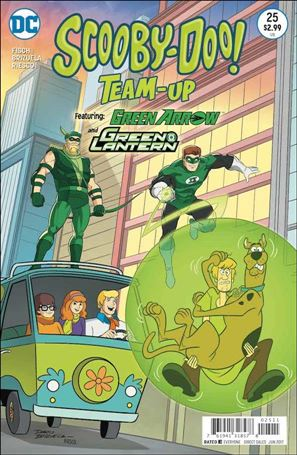 Scooby-Doo Team-Up 25-A