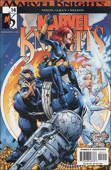Marvel Knights (2000) 14-A by Marvel