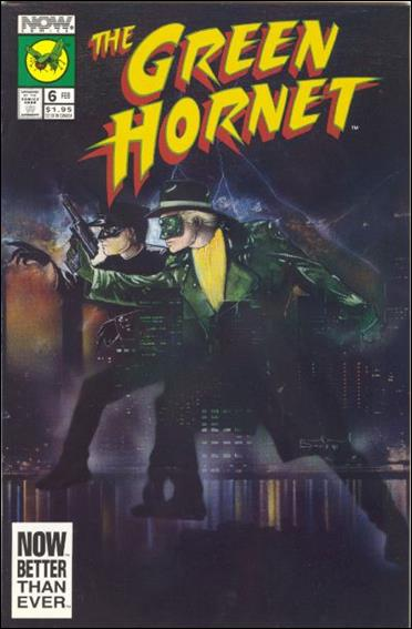 Green Hornet (1991) 6-A by Now Comics