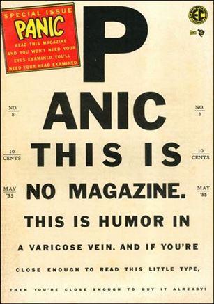 Panic (1954) 8-A