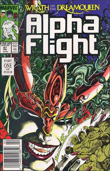 Alpha Flight (1983) 67-A by Marvel