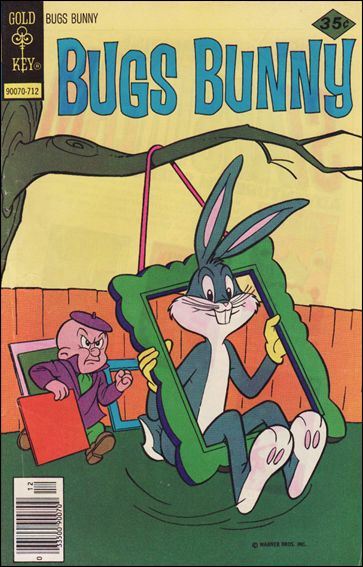 Bugs Bunny (1962) 191-A by Gold Key