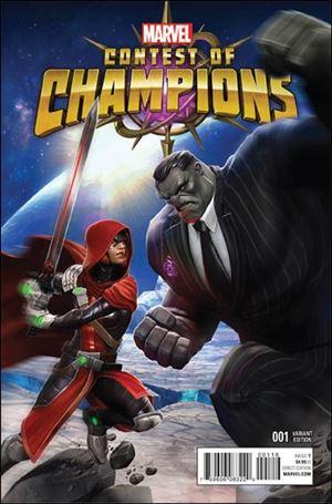 Contest of Champions 1-C