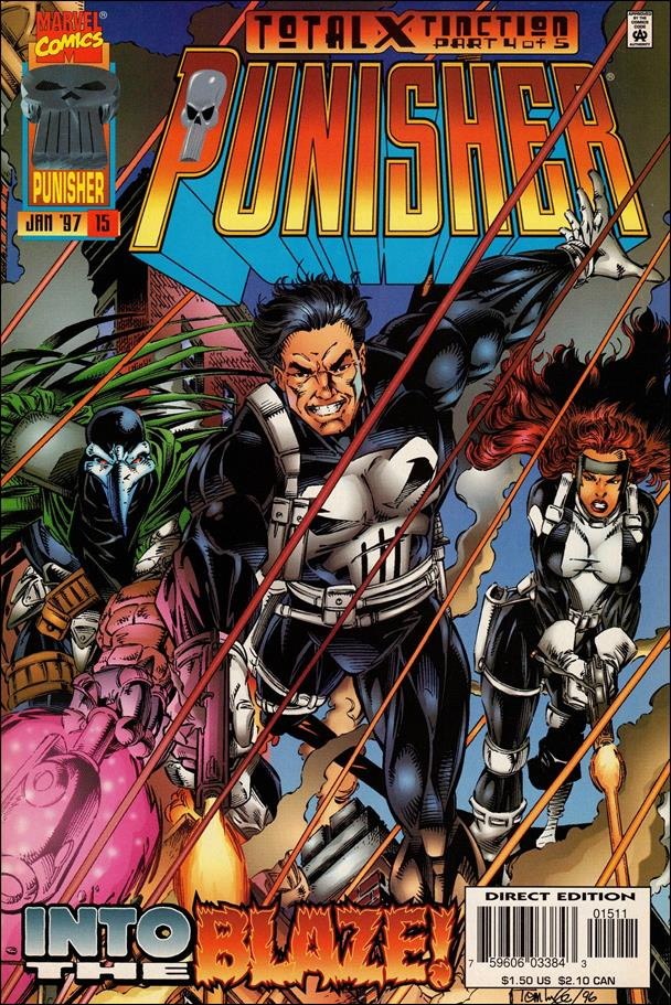 Punisher (1995) 15-A by Marvel