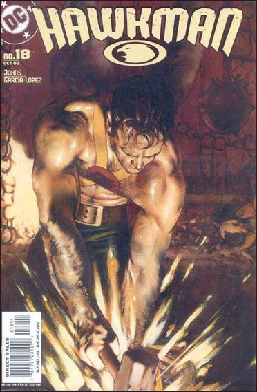Hawkman (2002) 18-A by DC