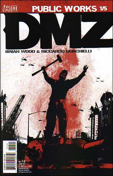 DMZ 13-A by Vertigo