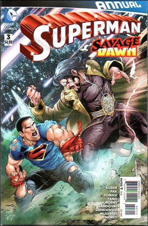 Superman Annual (2012) 3-A