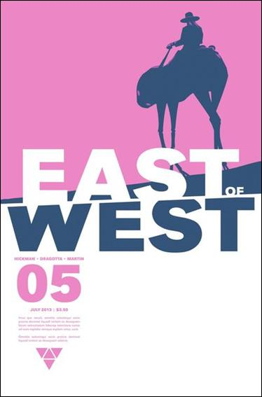 East of West 5-A by Image